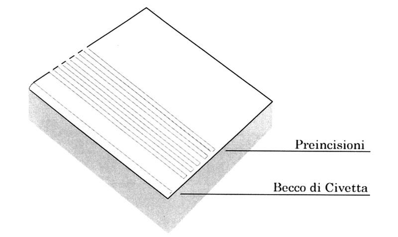 upm scalini - Piastrelle Con Becco